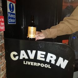 Chico Brito em Liverpool